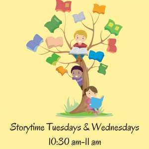 Movers and Shakers Storytime @ Carlisle Public Library | Carlisle | Iowa | United States