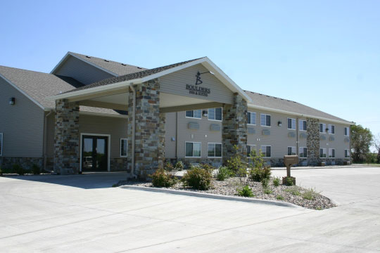 Boulders Inn Suites Web
