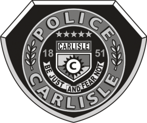 Carlisle PD Patch