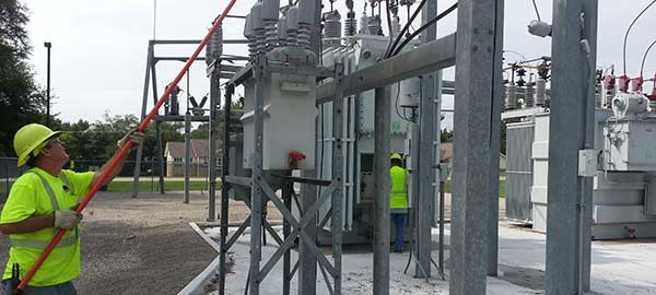 working-at-the-substation