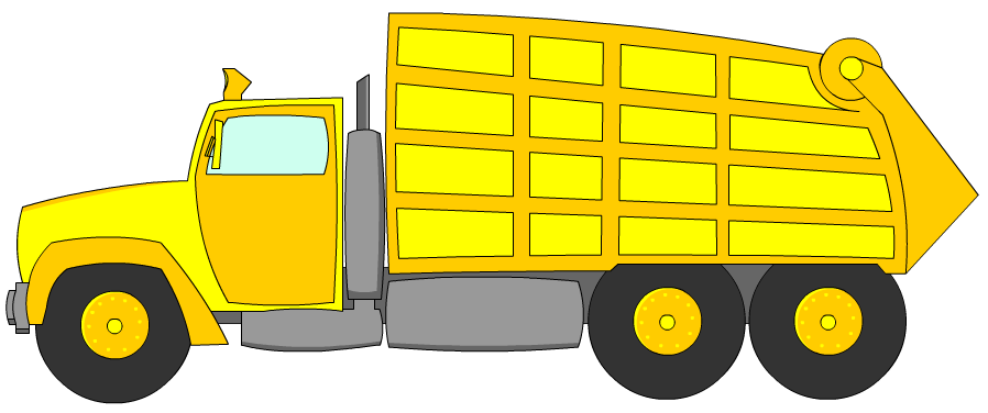 garbage collection to be delayed carlisle iowa garbage truck clip art black and white trash truck clip art