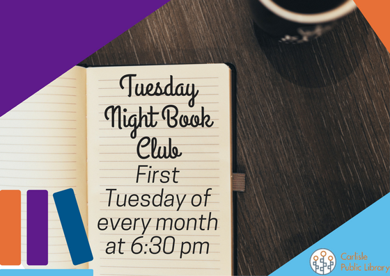 Tuesday Bookclub