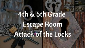 4th & 5th Gr Escape Room @ Carlisle Public Library | Carlisle | Iowa | United States
