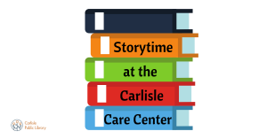 Storytime at the Carlisle Care Center @ Carlisle Care Center