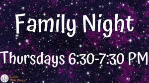 Family Night at the Library @ Carlisle Public Library