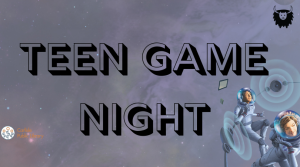Teen Game Night @ Carlisle Public Library