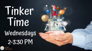 Tinker Time @ Carlisle Public Library