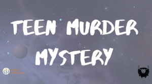 Teen Event- Broadway Murder Mystery @ Carlisle Public Library