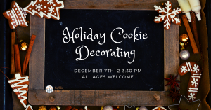 Holiday Cookie Decorating @ Carlisle Public Library