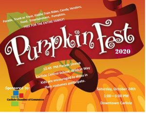 PUMPKINFEST @ Downtown Carlisle